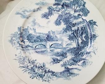 Countryside Wedgewood & Co. Ltd dinner plate