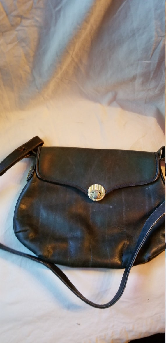 G & G leather purse