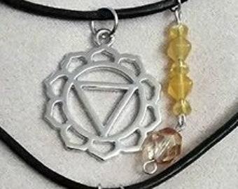 7 Chakra pendant necklaces