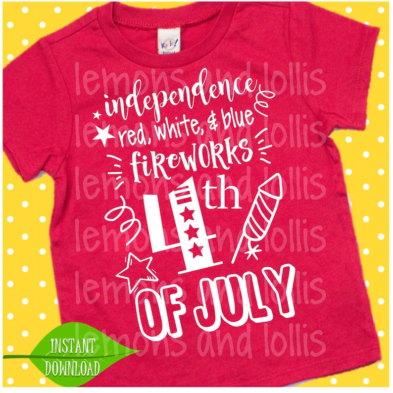 16789693c 4th of July svg 4th of July July 4th Toddler Girl or Boy | Etsy