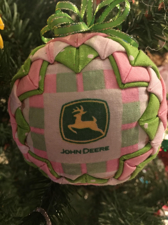 John Deere ornament | Etsy
