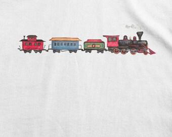 beb3bf39 Train shirt boys, train shirt, train t shirt, train birthday shirt, train t- shirt for boys, steam engine shirts, toddler train shirt, train