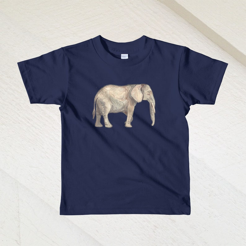 1461f5a2e Elephant t shirt boys elephant shirt for boy elephant t