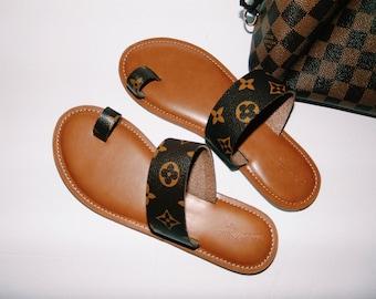 cd1f86558274 Repurposed Designer Sandals