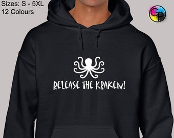GOTS Organic Certified Made with 100/% Renewable Energy Fully Circular Octopus Bottle Organic Women/'s Hoodie
