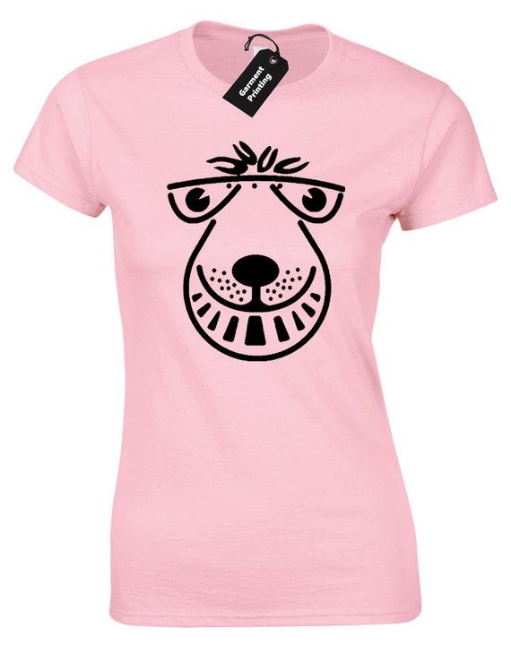 Women's Pink Space Hopper T-shirt