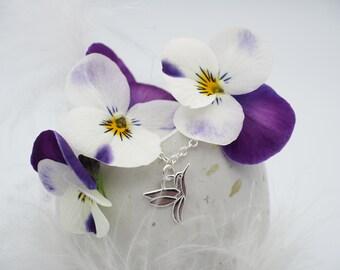 Baby + Kids Hummingbird Necklace