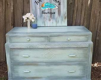 Antique Dresser/ Entry Table