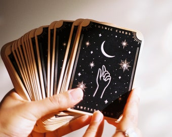 Cosmic Cards // Self Reflection Deck