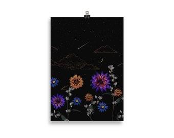Astral Garden {Print]