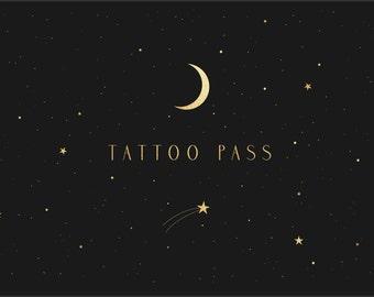 Tattoo Pass // Permission