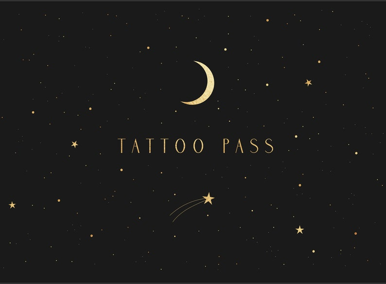 Tattoo Pass // Permission image 0