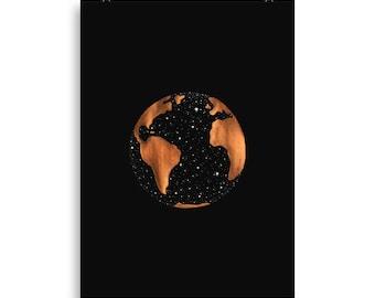 Inner Earth [Print]
