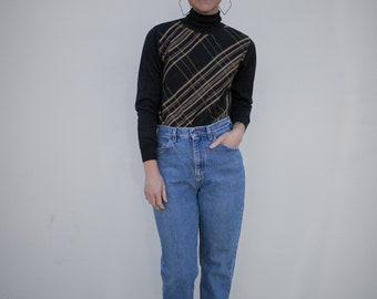 Vintage Turtle Neck Sweater