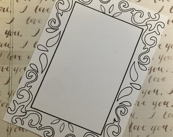 Picture Frame Sticker