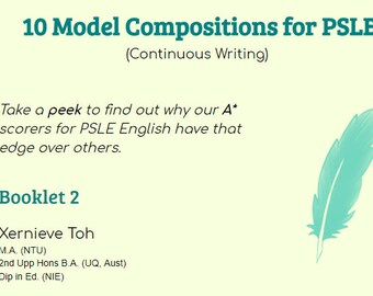 Model Composition for PSLE preparation (Book 2)