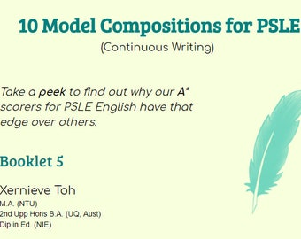 Model Composition for PSLE preparation (Book 5)