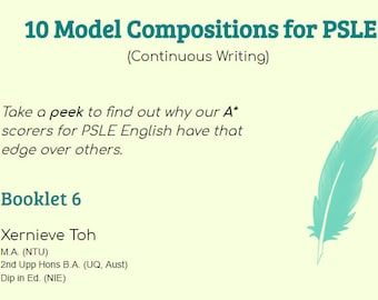 Model Composition for PSLE preparation (Book 6)
