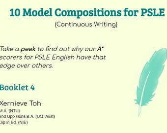 Model Composition for PSLE preparation (Book 4)