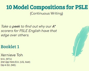 Model Composition for PSLE preparation (Book 1)