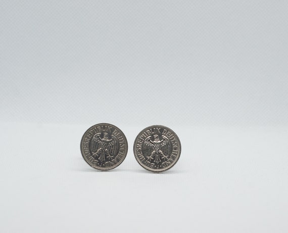 Österreich 10 Heller Manschettenknöpfe Münze