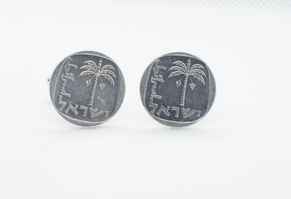 Israel 1 new agora Palm tree coin