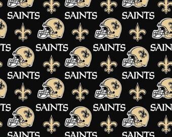 New Orleans Saints NFL Helmet   Name Design 58