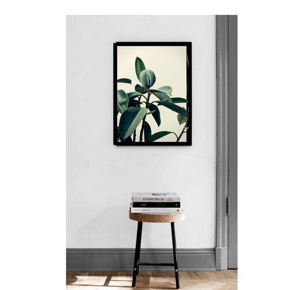 Trendy Plant - Digital Print (instant download)