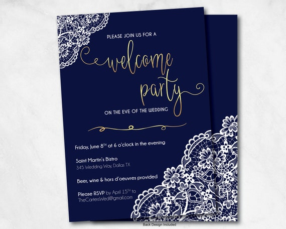 lovely welcome party invitation for 61 party invitation maker free download