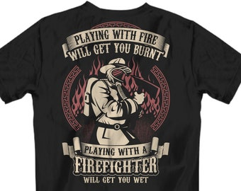 98ad129a4 Firefighter gift for him