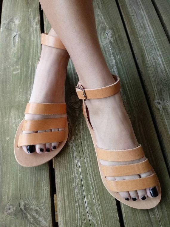 pr de grecques sandales cuir sandales plage chaussures sandales de sandales plage Sandales Sandali grecques Greci sandales WxqR4pATTw