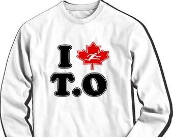 I Run T.O Crewneck Sweater