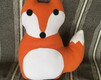 Plush Pillow orange Fox