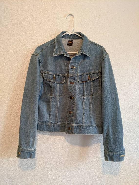 Vintage 1970s Lee Denim Jacket