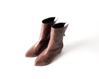 7044dc7bb9bc2 Lewis Walt Ankle Boots, Leather, Chelsea Boots, Biker, Stud