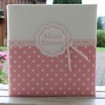 Baby Photo Album Taufalbum children's album individual personalizable gift for birth gift to baptism Flower Girl album Bemali