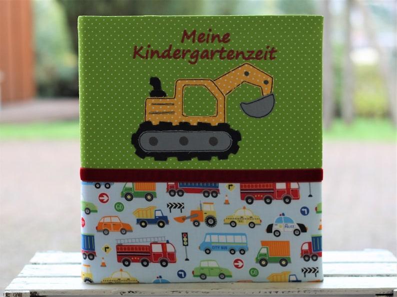 From 4790 Euro kindergarten folder Kita folder portfolio image 0