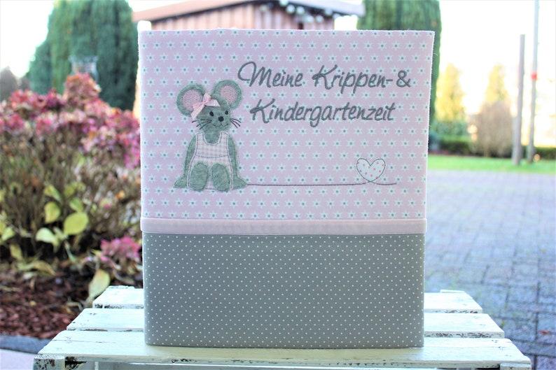 Kindergarten folder Kita folder Portfolio folder Nursery image 0