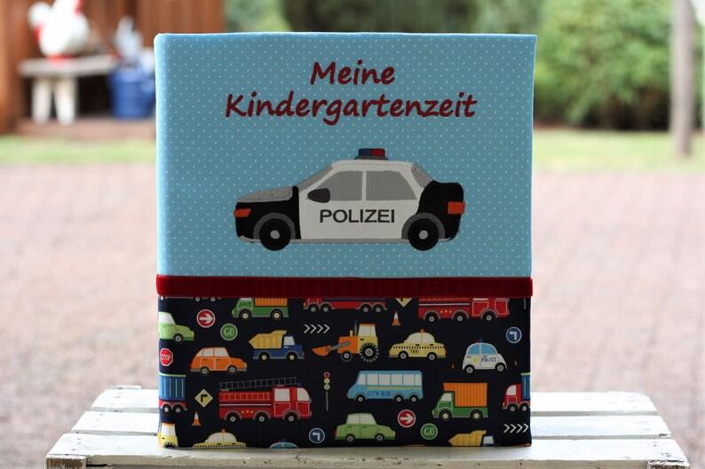 Nursery folder Kita folder portfolio kindergarten folder cover image 0
