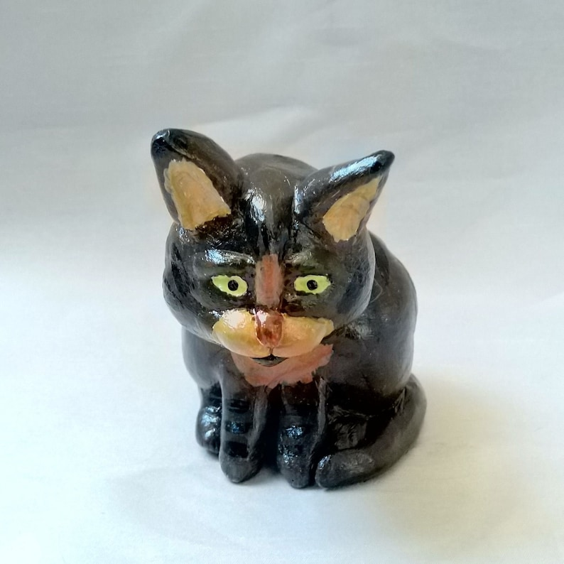 Decoration Cat Hope  cat figure for the living image 0