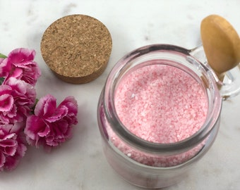 All Natural Scented Dead Sea Bath Salt with Essential Oils