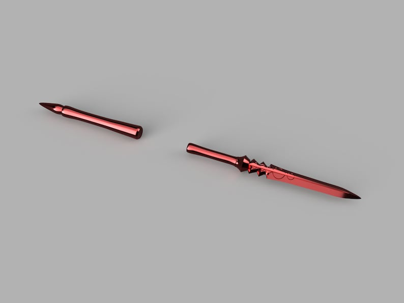 Gae Bolg Lancer 3D Printed Kit from Fate Stay Night