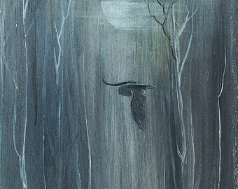 Moon Owl