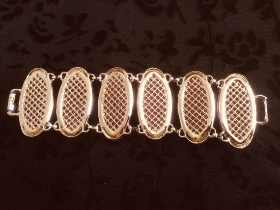 Lucite bracelet