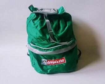 b7e91ee02da3 Vintage Backpack   Hiking Backpack   Vintage Rucksack   Retro   Green   70s