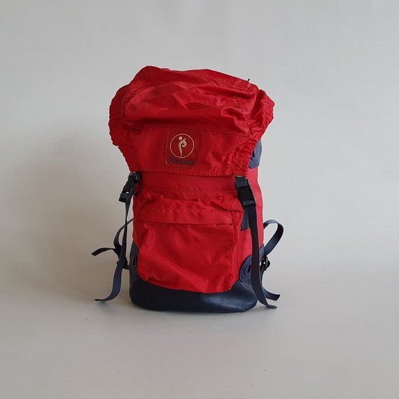 Vintage Backpack / Hiking Backpack / Backpack / Vi