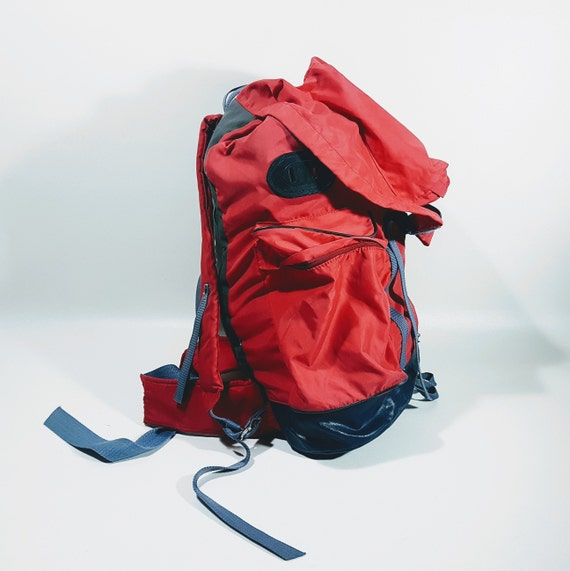 Vintage Backpack / Hiking Backpack / Vintage Rucks