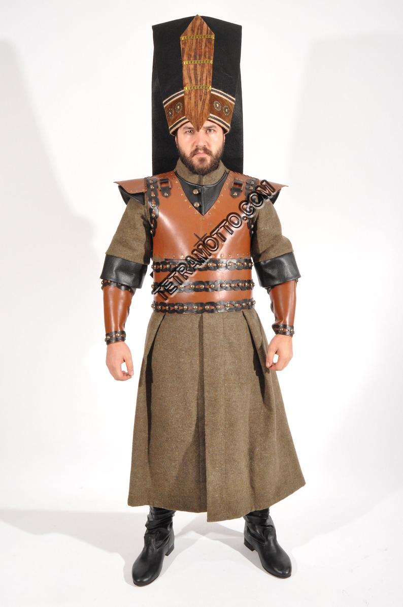 First class janissary full set dress costume Ottoman Elite ...