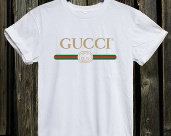 8056bc9ff162 St Printed Gucci inspired Youth/ Unisex adults T-Shirt Gucci | Etsy