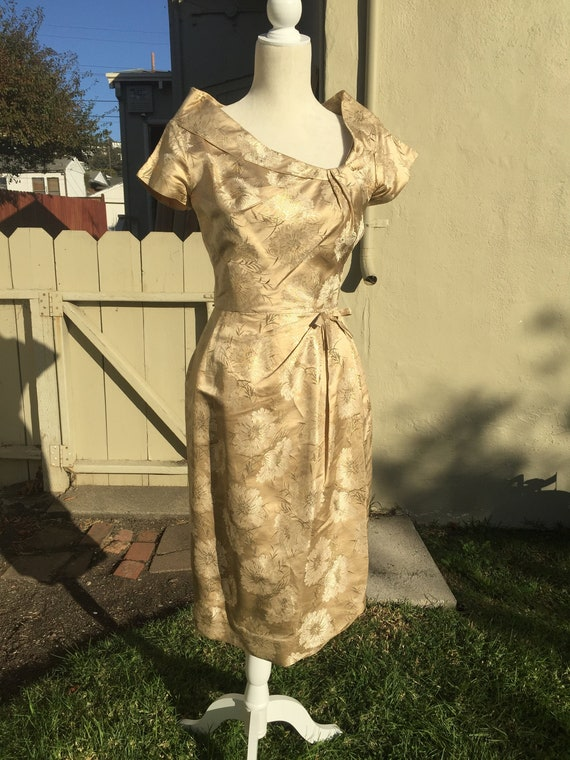 Rare. Handmade Vintage Dress. Volup. New Years Eve